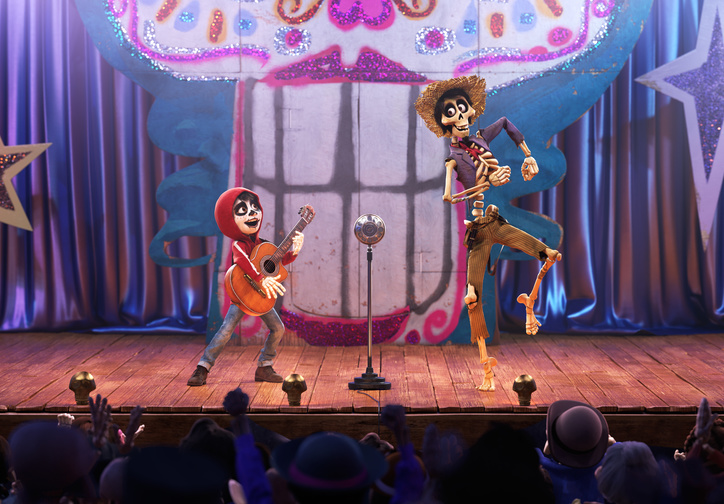 Coco. 2017. USA. Directed by Lee Unkrich, Adrian Molina.