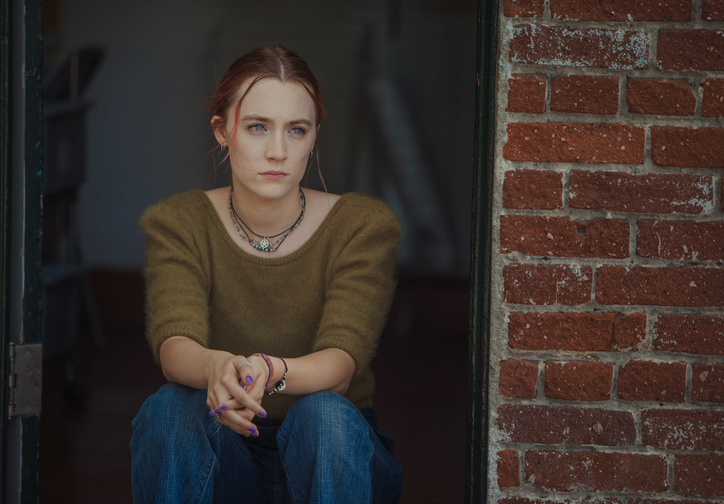 Lady Bird. 2017. USA. Directed by Greta Gerwig. Courtesy of A24 Films