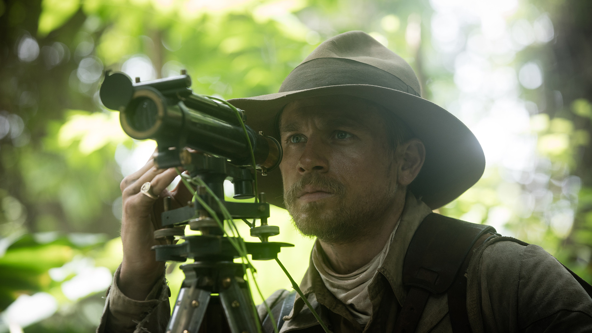 The Lost City of Z. 2017. USA. Directed by James Gray. Courtesy of Amazon Studios
