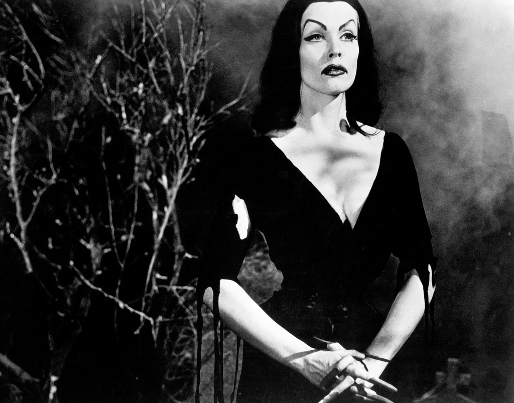 *Plan 9 from Outer Space*. 1959. USA. Directed by Edward D. Wood Jr