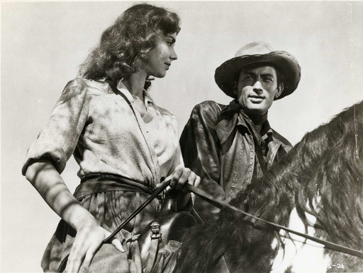 Duel in the Sun. 1946. USA. Directed by King Vidor