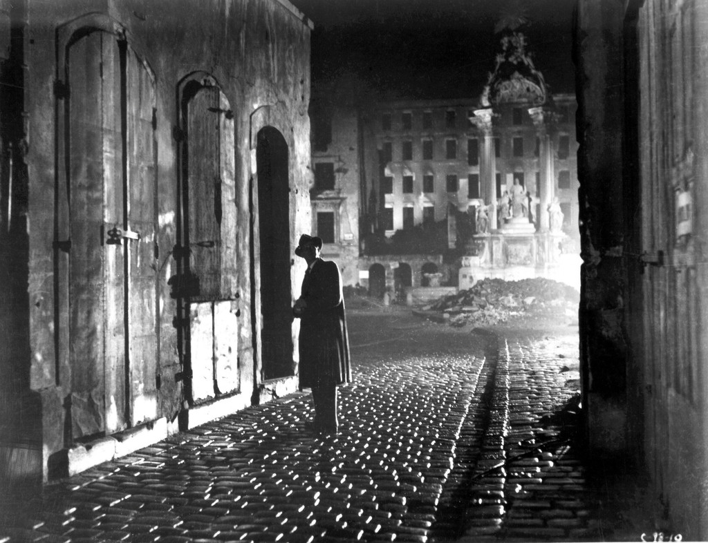 *The Third Man*. 1949. Great Britain. Directed by Carol Reed