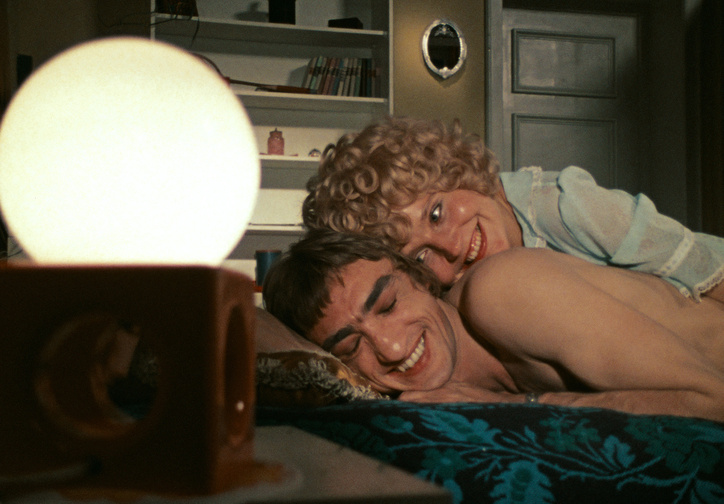 Acht Stunden sind kein Tag (Eight Hours Don't Make a Day). 1972. West Germany. Written and directed by Rainer Werner Fassbinder. Courtesy of Janus Films