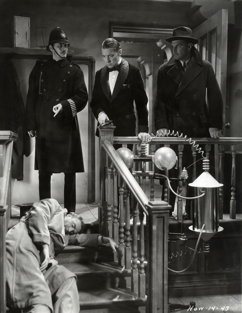 *Sherlock Holmes*. 1932. USA. Directed by William K. Howard. Courtesy of The Museum of Modern Art