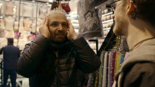 Mr. Gay Syria. 2017. Turkey/France/Germany. Directed by Ayse Toprak. Courtesy of Ayse Toprak