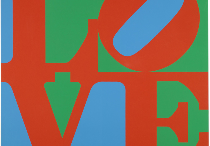 "Robert Indiana. LOVE. 1967. Screenprint, 33 15/16 x 33 15/16"" (86.3 x 86.3 cm). Publisher: Multiples, Inc., New York. Printer: Sirocco Screenprinters, North Haven, Conn. Edition: 250. The Museum of Modern Art, New York. Riva Castleman Fund. © 2018 Morgan Art Foundation Ltd./Artists Rights Society (ARS), New York"