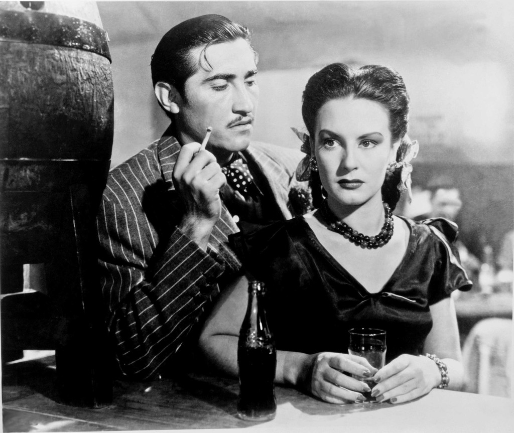 *Salón México*. 1948. Mexico. Directed by Emilio Fernández. Courtesy of Televisa