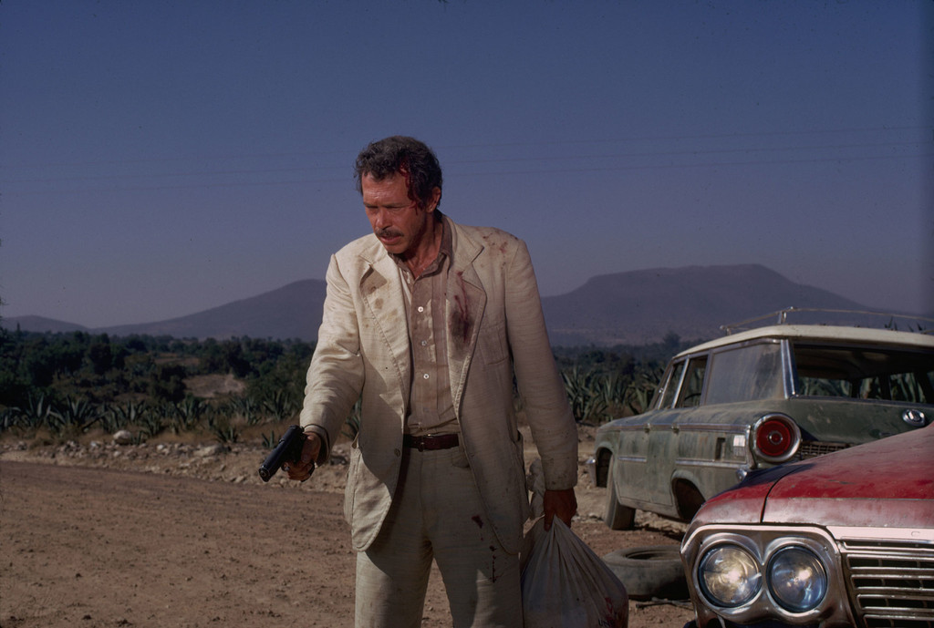 *Bring Me the Head of Alfredo Garcia*. 1974. Mexico/USA. Directed by Sam Peckinpah. Courtesy of Park Circus
