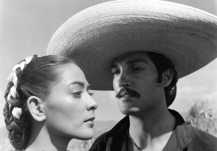 Pueblerina. 1948. Mexico. Directed by Emilio Fernández. Courtesy of Cineteca Nacional de Mexico