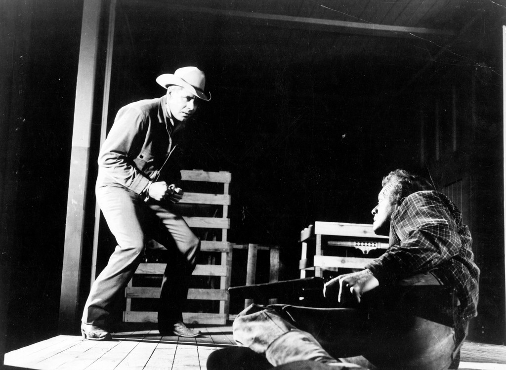 *3:10 to Yuma*. 1957. USA. Directed by Delmer Daves