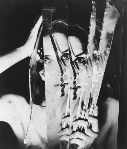 Image: Carolee Schneemann. Eye Body: 36 Transformative Actions for Camera. 1963⁄2005. The Museum of Modern Art, New York. Gift of the artist. © 2017 Carolee Schneemann. Courtesy the artist, P.P.O.W, and Galerie Lelong, New York. Photo: Erró