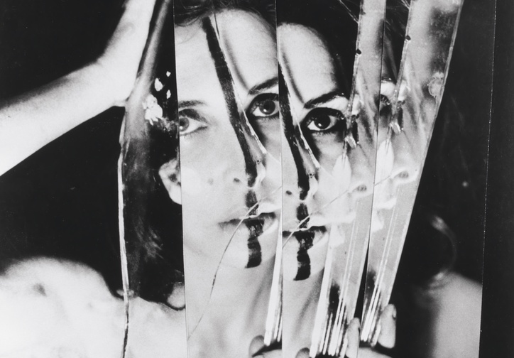 Image: Carolee Schneemann. Eye Body: 36 Transformative Actions for Camera. 1963/2005. The Museum of Modern Art, New York. Gift of the artist. © 2017 Carolee Schneemann. Courtesy the artist, P.P.O.W, and Galerie Lelong, New York. Photo: Erró