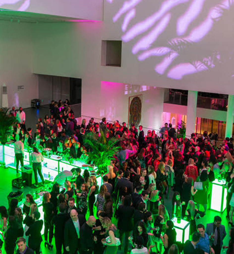 the armory party 2018 moma
