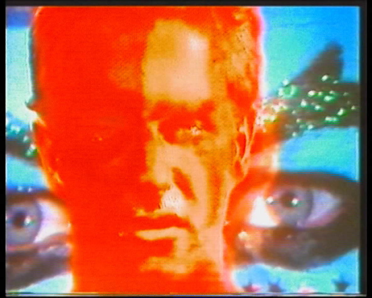 "Psychic TV: ""Unclean."" 1984. Great Britain. Directed by Cerith Wyn Evans, John Maybury. Courtesy the artists and LUX"