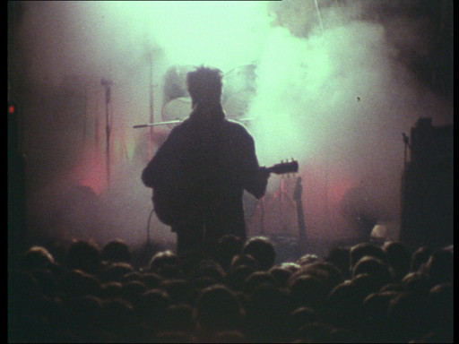 Echo and the Bunnymen: Shine So Hard. 1981. Great Britain. Directed by John Smith. Courtesy the artist and LUX