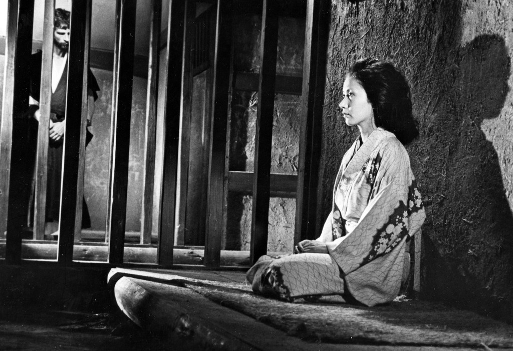 *Chinmoku (Silence)*. 1971. Japan. Directed and written by Masahiro Shinoda. With David Lampson, Mako Iwamatsu, Dan Kenny. Courtesy Photofest