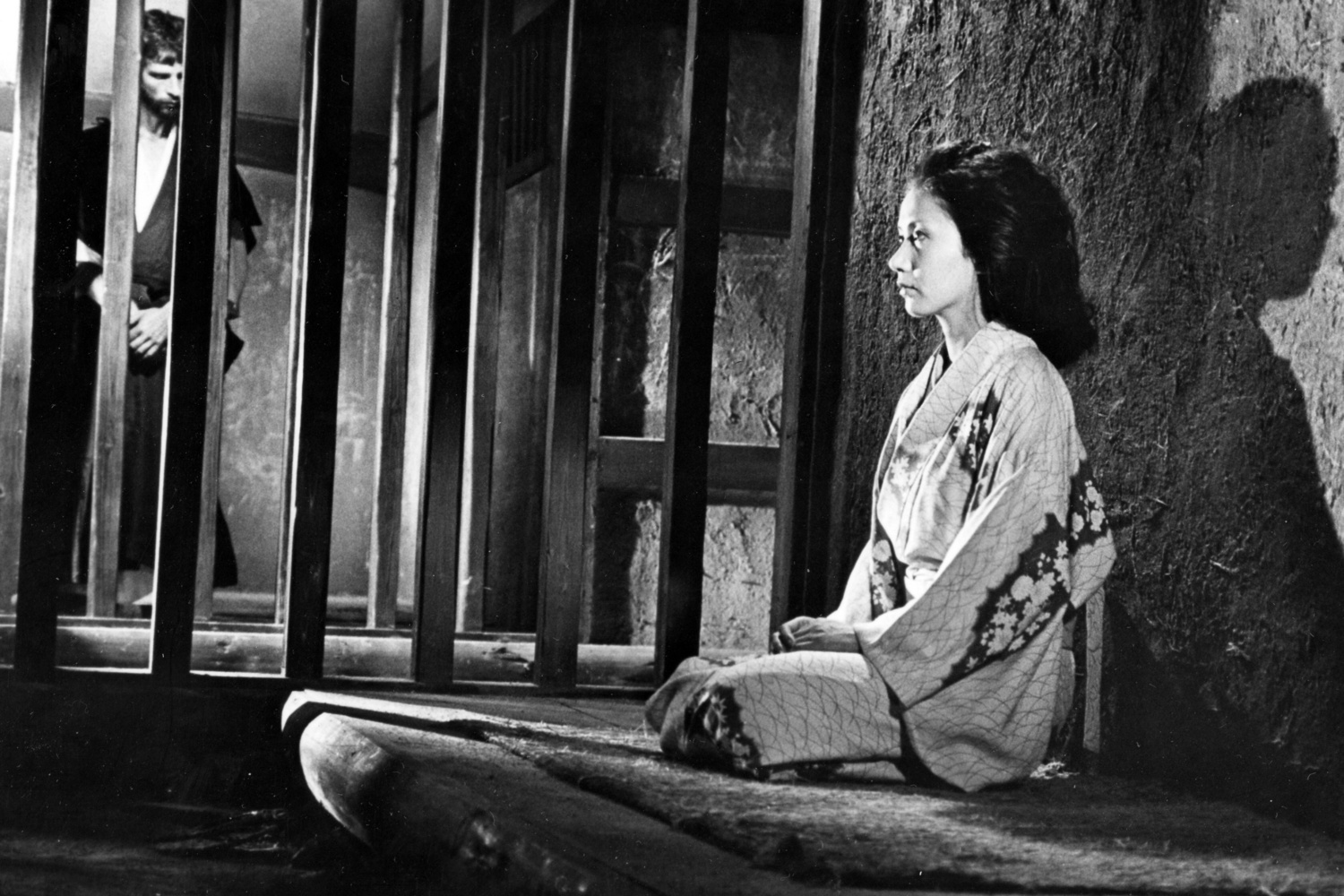 Chinmoku (Silence). 1971. Japan. Directed and written by Masahiro Shinoda. With David Lampson, Mako Iwamatsu, Dan Kenny. Courtesy Photofest
