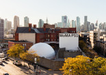 MoMA PS1. Photo by Pablo Enriquez.