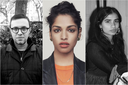 Stephen Loveridge, M.I.A, and Fariha Róisín
