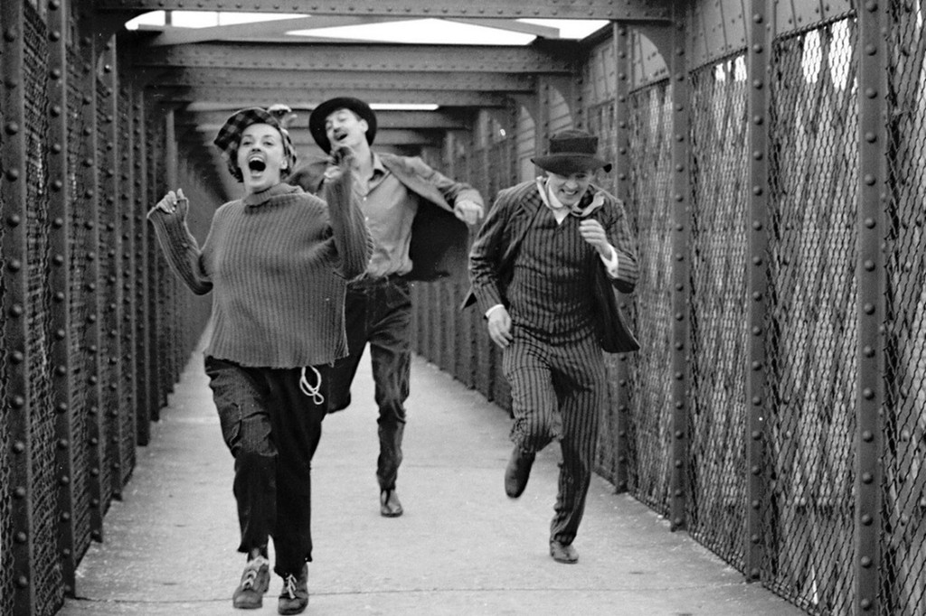*Jules et Jim (Jules and Jim)*. 1962. France. Directed by Francois Truffaut