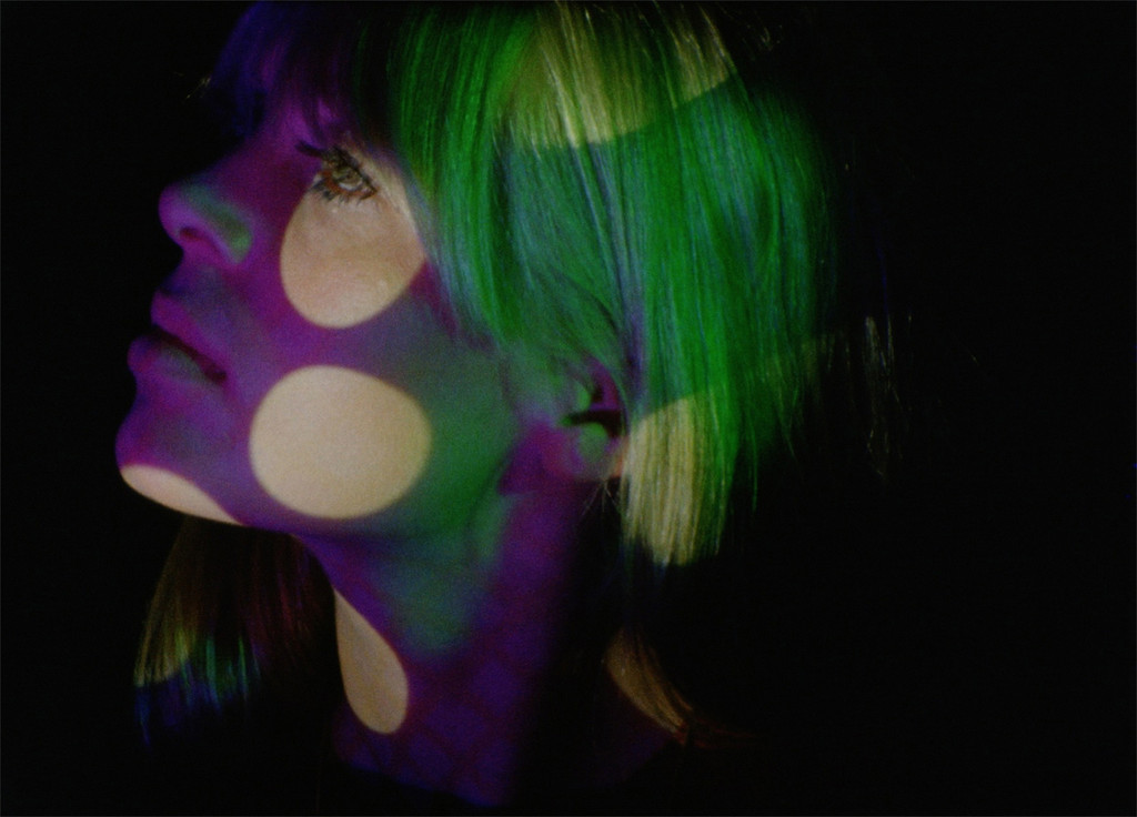*Nico/Nico Crying*. 1966. USA. Directed by Andy Warhol. © 2018 The Andy Warhol Museum, Pittsburgh, PA, a museum of Carnegie Institute. All rights reserved. Film still courtesy The Andy Warhol Museum