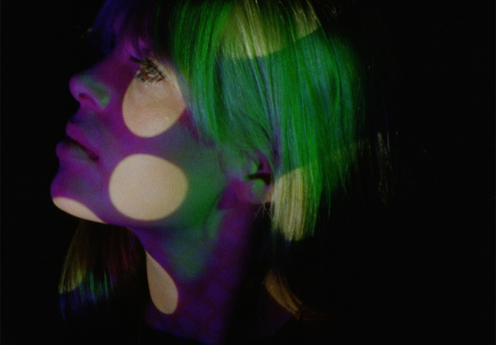 Nico/Nico Crying. 1966. USA. Directed by Andy Warhol. © 2018 The Andy Warhol Museum, Pittsburgh, PA, a museum of Carnegie Institute. All rights reserved. Film still courtesy The Andy Warhol Museum
