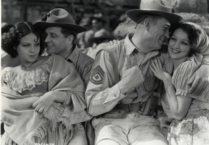 Women of All Nations. 1931. USA. Directed by Raoul Walsh