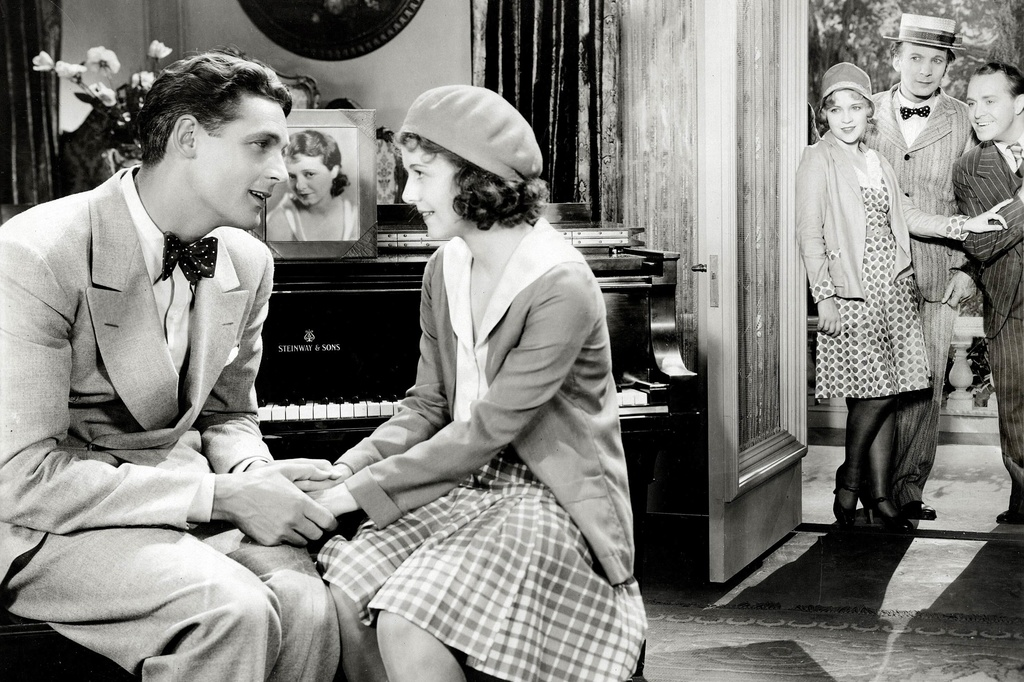 Sunnyside Up. 1929. USA. Directed by David Butler