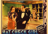 <em>Hat Check Girl</em>. 1932. USA. Directed by Sidney Lanfield