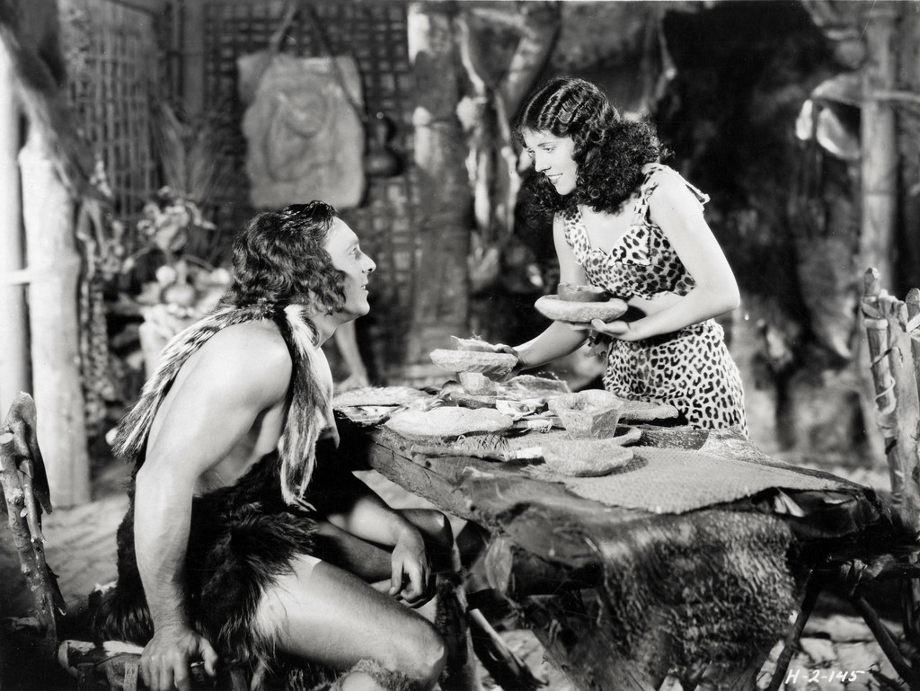 *Fig Leaves*. 1926. USA. Directed by Howard Hawks