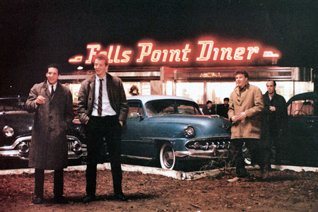 Diner. 1982. USA. Written and directed by Barry Levinson. Courtesy of MGM/Photofest. © MGM