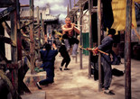 <em>Return to the 36th Chamber</em>. 1980. Hong Kong. Directed by Lau Kar-Leung. © Licensed by Celestial Pictures Limited. All rights reserved