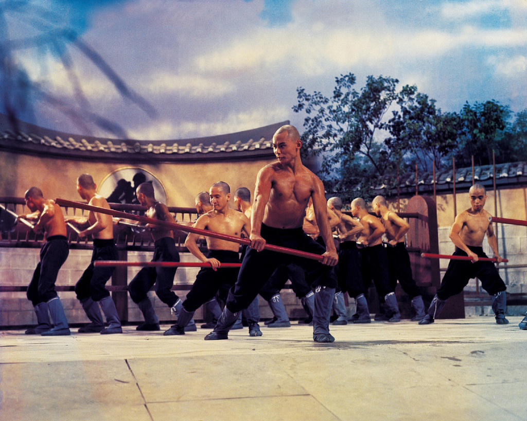 *36th Chamber of Shaolin*. 1978. Hong Kong. Directed by Lau Kar-leung. © Licensed by Celestial Pictures Limited. All rights reserved