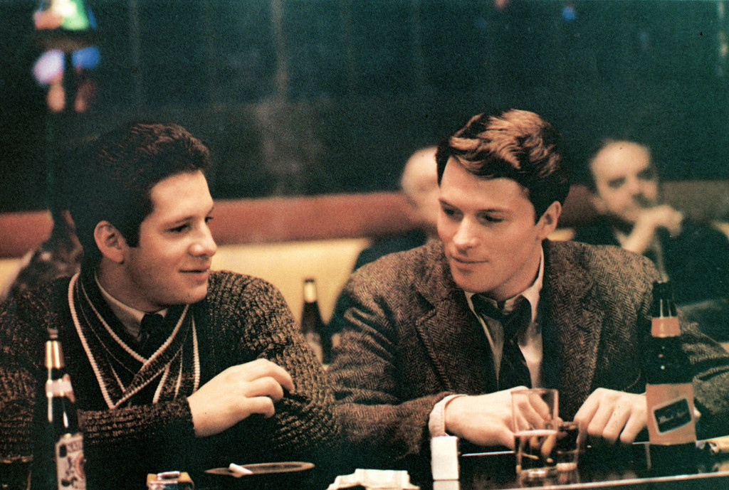 *Diner*. 1982. USA. Written and directed by Barry Levinson. Courtesy of Photofest