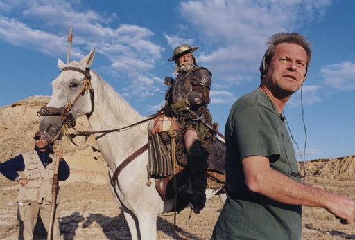 Lost in La Mancha. 2002. USA/Great Britain. Directed by Keith Fulton, Louis Pepe. Courtesy of IFC Films/Photofest. © IFC Films
