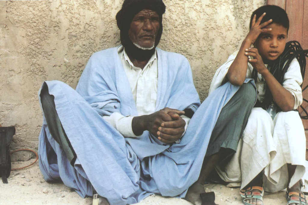 *Heremakono (Waiting for Happiness)*. 2002. France/Mauritania. Written and directed by Abderrahmane Sissako. Courtesy of New Yorker Films/Photofest. © New Yorker Films