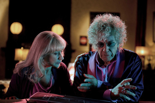 Phil Spector. 2013. USA. Written and directed by David Mamet. Image Courtesy Phillip V. Caruso/HBO