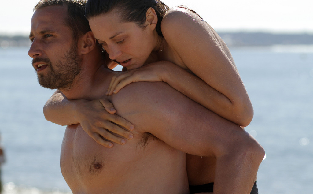 *Rust and Bone*. 2012. France/Belgium. Directed by Jacques Audiard. Courtesy Sony Pictures Classics/Photofest