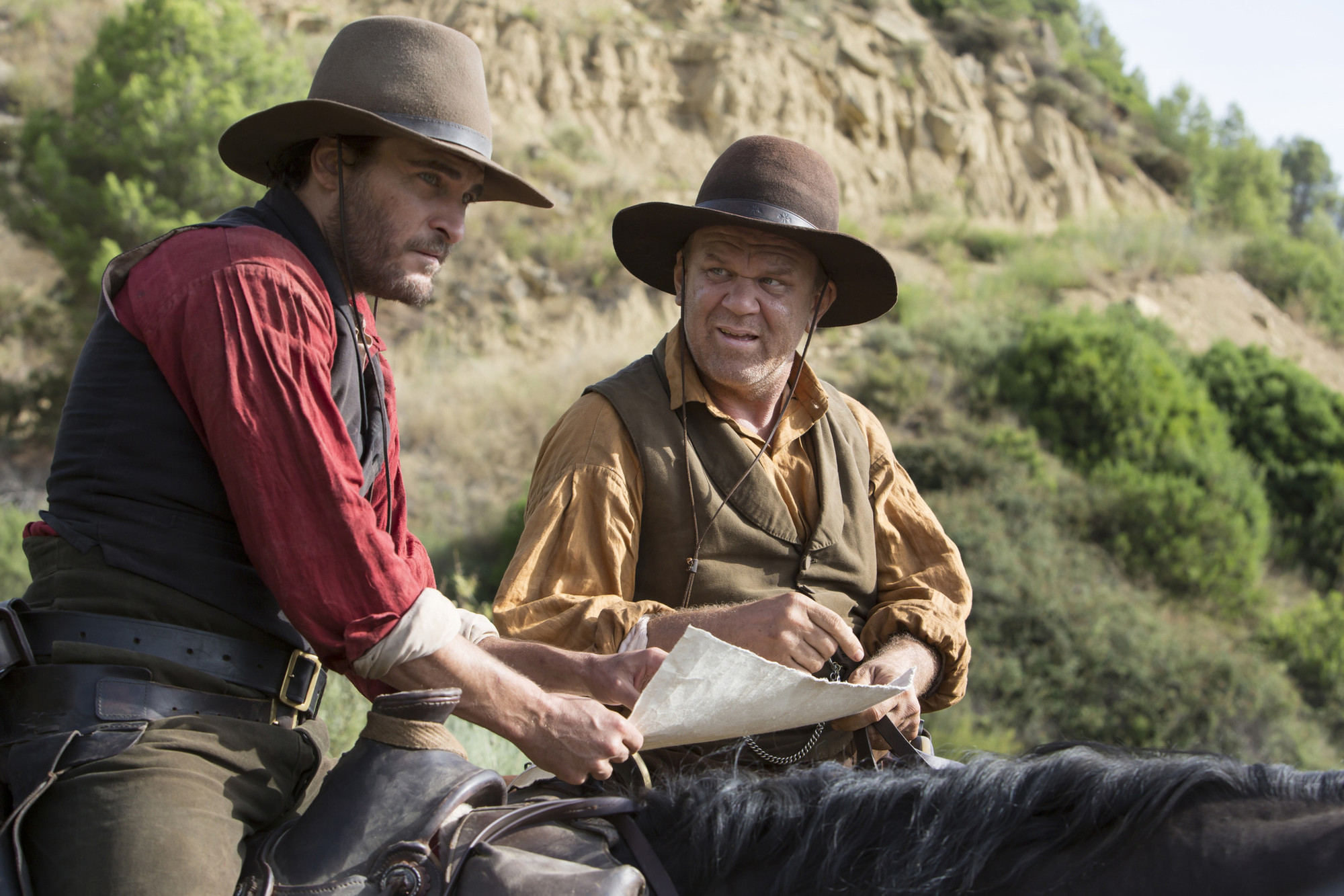 The Sisters Brothers. 2018. France/Spain/Romania/USA. Directed by Jacques Audiard. Courtesy Annapurna Pictures