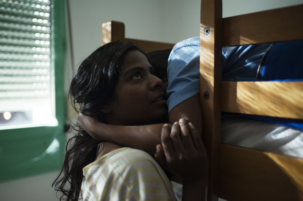 *Dheepan*. 2015. France. Directed by Jacques Audiard. Courtesy Sundance Selects/Photofest