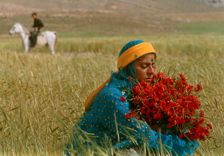 Gabbeh. 1996. Iran. Written and directed by Mohsen Makhmalbaf. Courtesy of Makhmalbaf Film House
