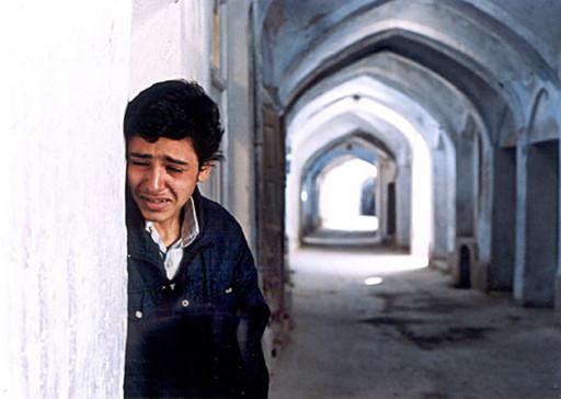 A Moment of Innocence. 1996. Iran. Written and directed by Mohsen Makhmalbaf. Courtesy of Makhmalbaf Film House