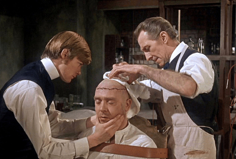 Frankenstein Must Be Destroyed. 1969. Great Britain. Directed by Terence Fisher