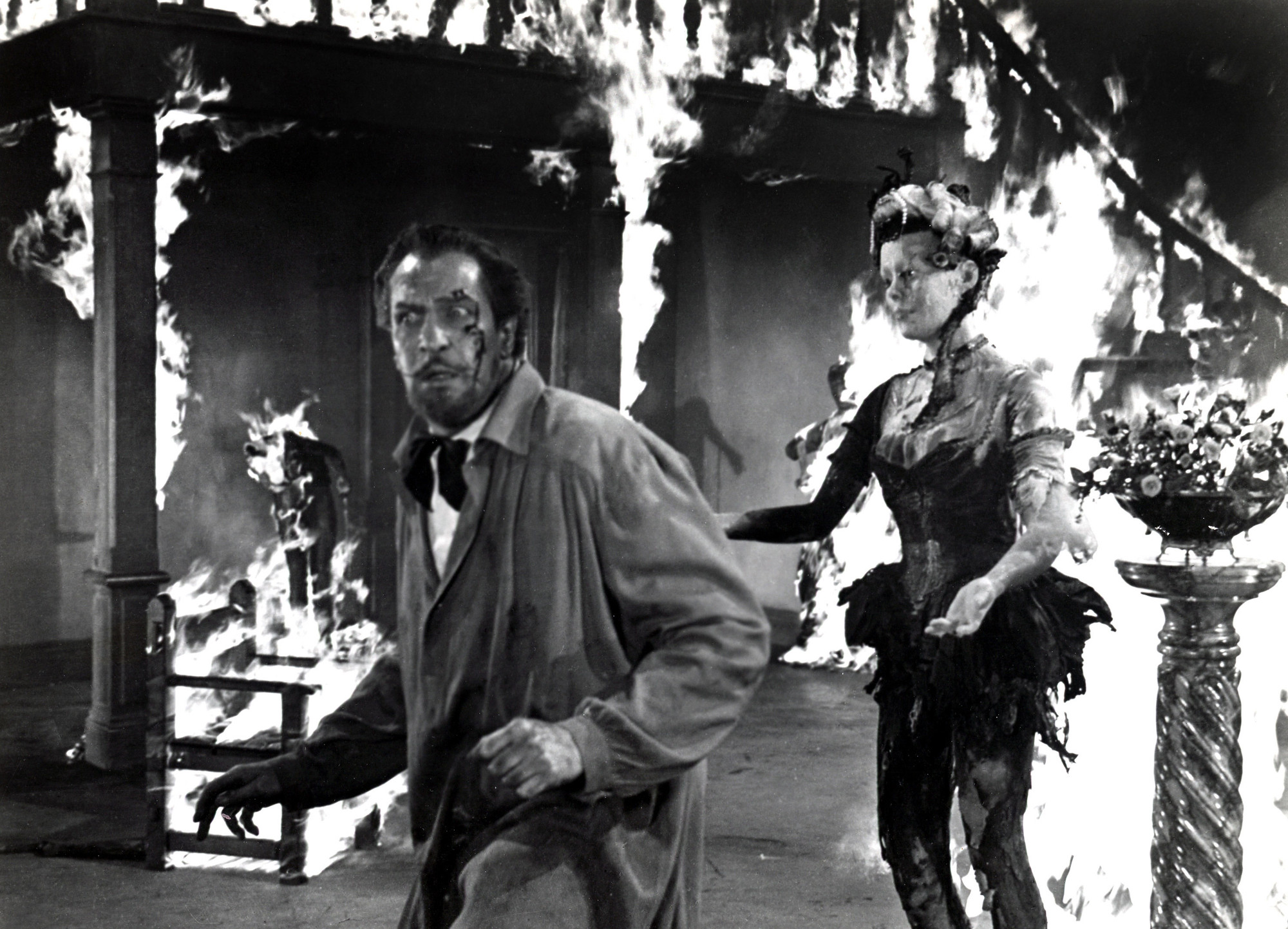 House of Wax. 1953. Directed by André De Toth | MoMA