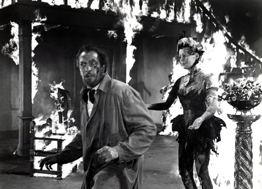 House of Wax. 1953. USA. Directed by André De Toth. Courtesy of Warner Bros./Photofest