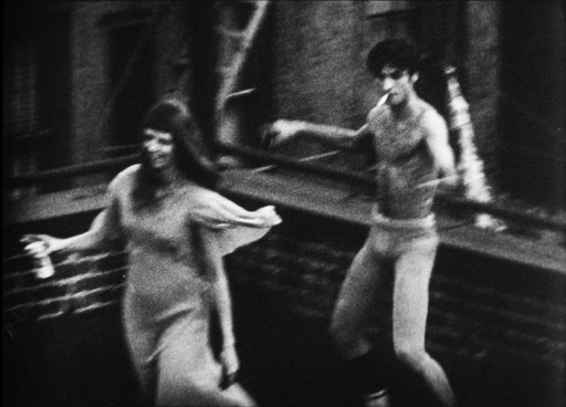 Andy Warhol. Still from Jill and Freddy Dancing, 1963. © The Andy Warhol Museum, Pittsburgh, a museum of Carnegie Institute. All rights reserved
