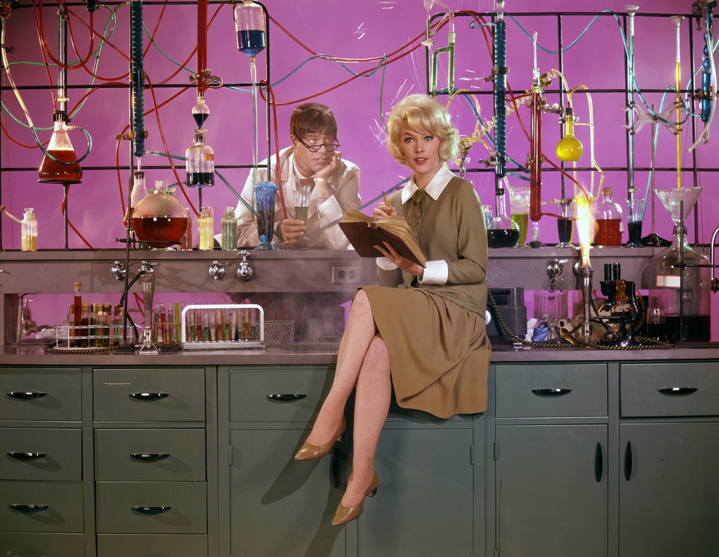 *The Nutty Professor*. 1963. USA. Directed by Jerry Lewis. Courtesy Paramount Pictures/Photofest