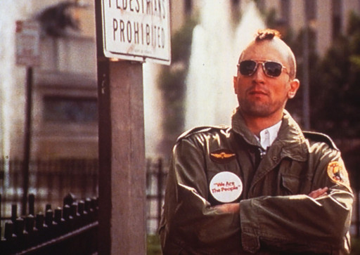 Taxi Driver. 1976. Directed by Martin Scorsese. Courtesy Columbia Pictures/Photofest