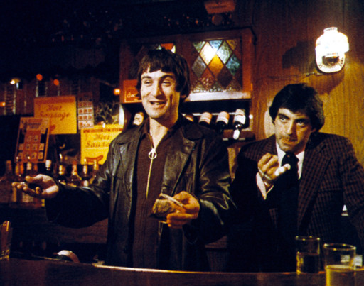 Mean Streets. 1973. Directed by Martin Scorsese. Courtesy Warner Brothers/Photofest