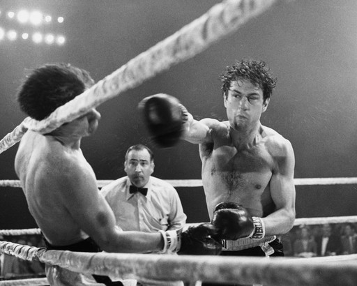 Raging Bull. 1980. Directed by Martin Scorsese. Courtesy United Artists/Photofest